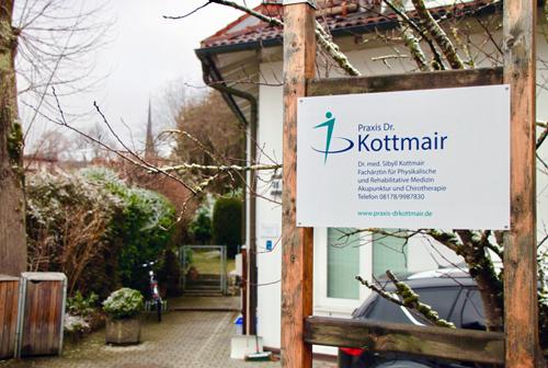 Praxis Dr. Kottmair Haus